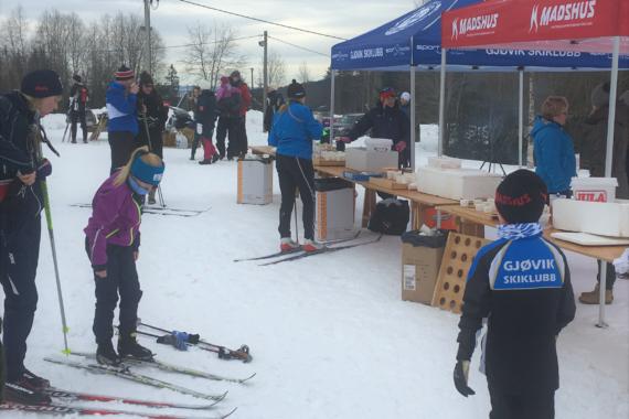 Takk for en flott Skimaraton-dag